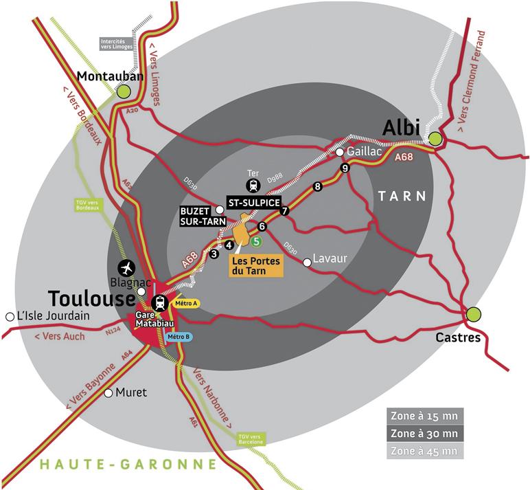 Les portes du tarn cc tarn agout - Les portes du hammam vendargues ...